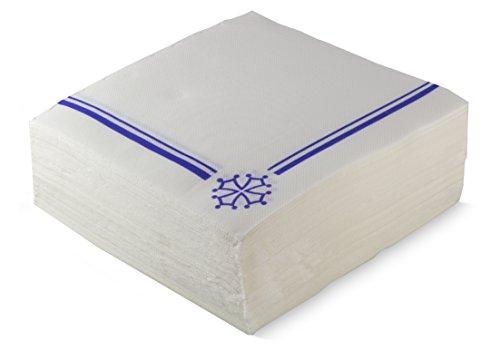 punta-punta 100/serviettes 2/couches bordeaux pli 1//4 serviette 20/x 20 saten ser22105736/coktail