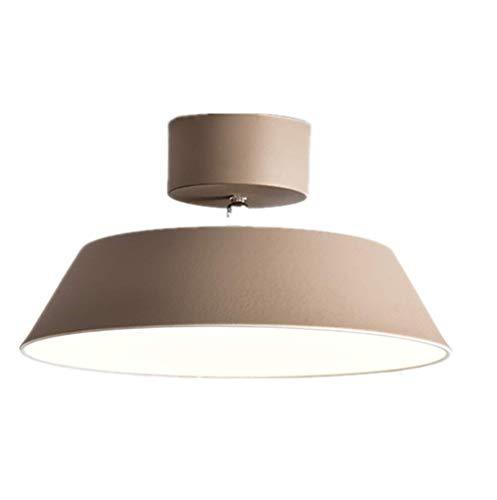 Deckenleuchten keine Mast Dimmen Halle Lichter Schlafzimmer kreisförmigen Korridor Gang Beleuchtung moderne minimalistische Beleuchtung khaki -