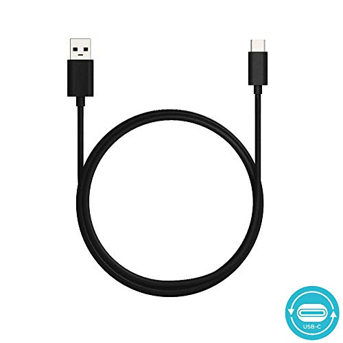 Motorola Essentials [single pack] 2m/6.6ft USB-A 2.0 To USB-C(Type C) Data/Charging Cable for Moto X4, Z, Z2, Z3, G6, G6 Plus [Not for G6 Play] - Retail Pack (Motorola Moto Usb-kabel)