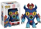 FunKo POP Disney - Big Hero 6 - Fred