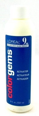 L'Oreal Color Gems Activator 237 ml (Case of 6)