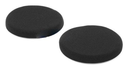 WEWOM 2 Ersatz Schaumstoff Ohrpolster für Sennheiser HD450 II HD480 HD480 II HD480 CL-II HD490 II IS490 Kopfhörer