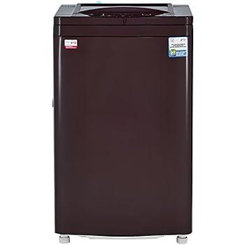Godrej WT650CF Fully-automatic Top-loading Washing Machine (6.5 Kg, Car Red)