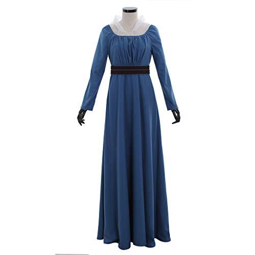 Cosplayitem Vintage Kleid Mittelalter Damen Mädchen Kostüm Bauer -