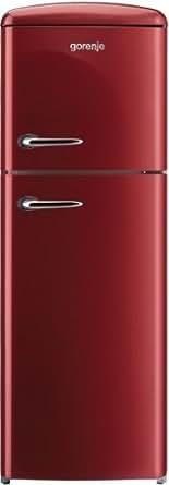 Gorenje refrigerateur 2 portes rf60309or