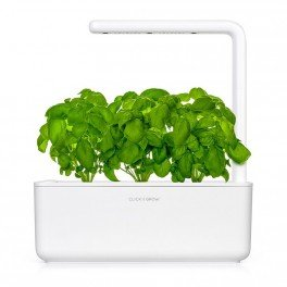 Orto da cucina autonomo Smart Garden 3 – Bianco – Click and Grow