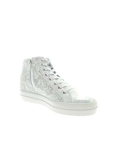 Igi&Co 78531 Sneakers Donna Beige/argento