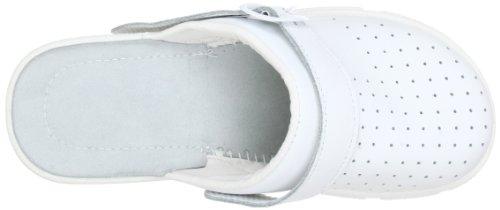 Sir Sicurezza Bianca Serie Ventila Iso 20347 Ob E Src 26013401 Unisex - Zoccoli Adulti E Muli Bianchi (bianco 401)