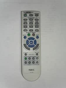 NEC 7N900921 Télécommande pour M260WS/M260XS/M300WS Blanc