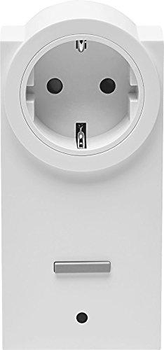 Telekom 99921821 99921821 Smart Home Zwischenstecker mit Leistungsmessung, Weiß