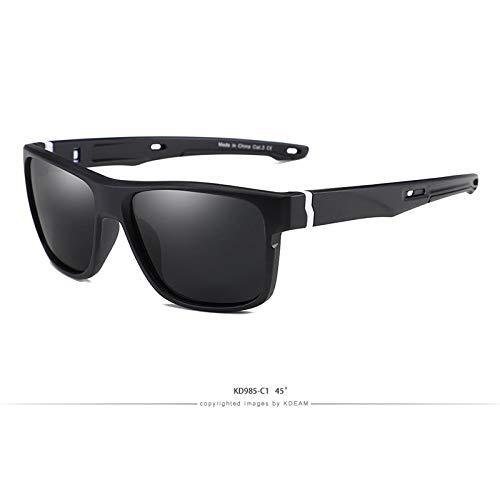 WWVAVA Sonnenbrillen New Polarized sunglasses Men Vintage luxury Brand designer Sun glasses for driver fishing and Sport coating mirror lens,c2