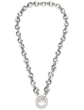 Leonardo Jewels Damen Halskette Darlin's Basic Freestyle Edelstahl 45 cm   013558