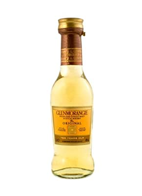 Glenmorangie - 10 yo - Highland Single Malt Scotch Whisky Miniature - 5cl - 40% ABV from Glenmorangie