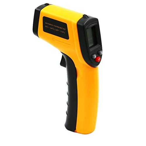 KXIN Laser-Infrarot-Thermometer, Hand-Hochpräzise Industrielle Infrarot-Temperatur-Pistole -58 ° F ~ -50 ° C ~ 380 ° C