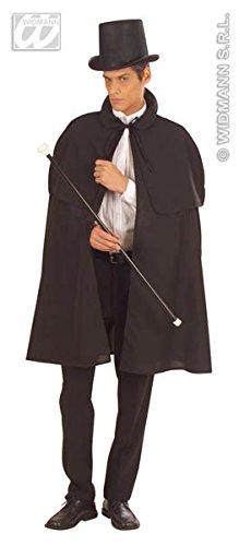 Aptafêtes–cs923357–Woven Jacke–schwarz–one (Gehstöcke Kostüme Top Hüte Und)