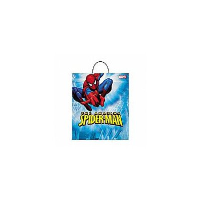 Spiderman 15in x 13in Trick or Treat Bag by Factory