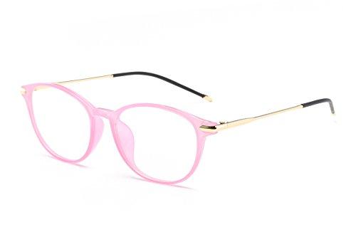 Embryform Neue runde Designer TR90 Brillen Rahmen mit klarem - Brillengestelle Rahmenlose