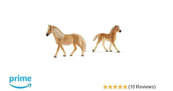 Haflinger Fohlen Schleich 13814 Horse Club