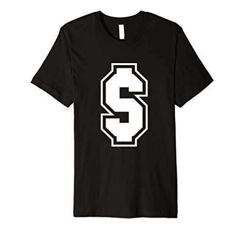 (Dollar Sign $ t-shirt–Mehr Farben Buchstaben Symbole Zahlen)