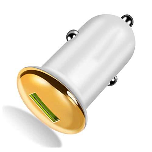 Leobtain Mini Mushroom Car Charger Dual USB Port Car Charger 2-Port Quick Charge 3.0 Charging Adapter Universal for Smartphone, Tablet, Digital Camera, iPhone X/XR/XS Max, iPad, Galaxy, Huawei, xiaomi Universal-digital-kamera-adapter