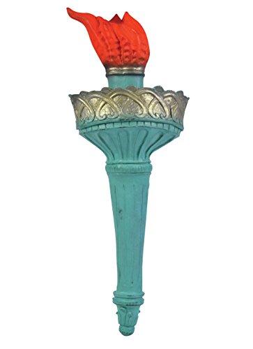 Bristol Novelty ba046Freiheitsstatue Taschenlampe, One (Statue Liberty Halloween Kostüme Of)