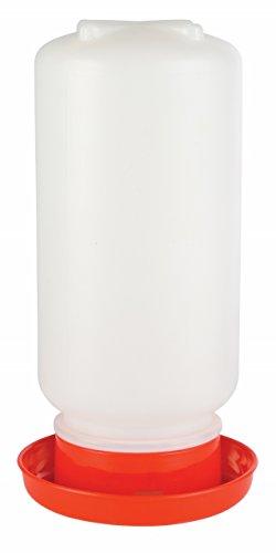 Kükentränke 1L - mit schmalem Rand - optimal für Küken geeignet -