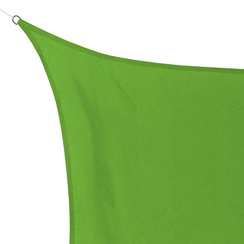 BB Sport Sonnensegel rechteckig in Verschiedenen Größen und Farben wetterbeständig...