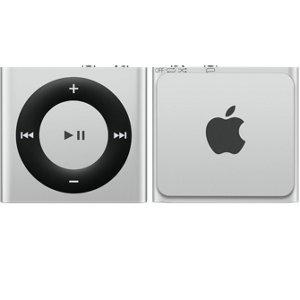 Apple iPod Shuffle 2GB - Silver (MKMG2HN/A)