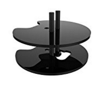 Duronic DM-GR-01 Grommet Verbindungsstück für DM451/ DM35 Monitor-Tischhalterung