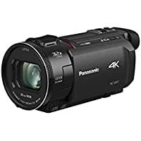 PANASONIC HC-VXF1 4K Video Recording Leica Dicomar Lens Camcorder - Black