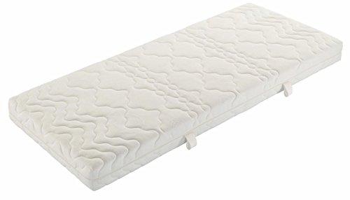 Badenia Bettcomfort Tonnentaschefederkernmatratze Trendline BT 200 H2, 90 x 190 cm, weiß