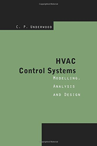 Read Hvac Control Systems Modelling Analysis And Design Pdf