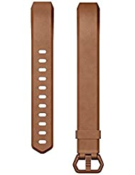 Fitbit Bracelet de rechange cuir pour tracker d'activité Alta HR