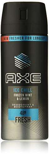 AXE Ice Chill Deo - 2 x 300 ml (gesamt: 600 ml)