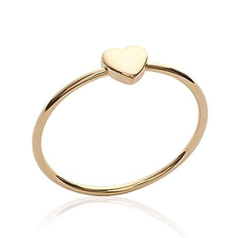 ISADY - Eula Gold - Damen-Ring - 18 Karat (750)