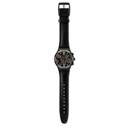 swatch-mens-quartz-watch-classic-eruption-ycb4023-with-leather-strap