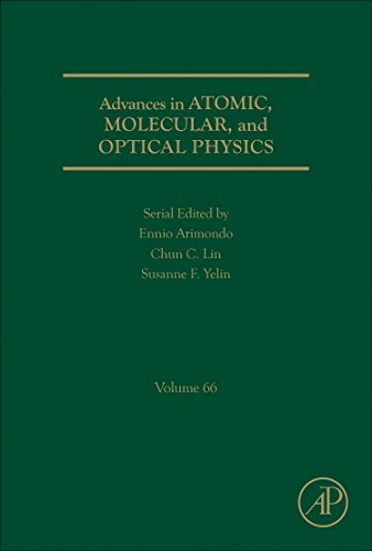 Advances in Atomic, Molecular, and Optical Physics (Volume 66) - Serial Fiber Optic