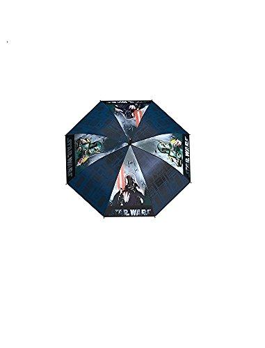 STAR WARS 2017 Regenschirm für Kinder - aktueller Lizenzartikel zum neuen Film