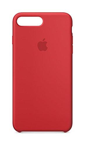 Apple custodia in silicone (per iphone 8 plus / iphone 7 plus) - rosso
