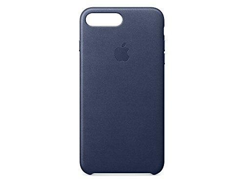 Apple iPhone 7 Plus Lederhülle, Mitternachtsblau