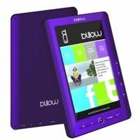 Billow E2TP 7' 4GB Porpora lettore e-book