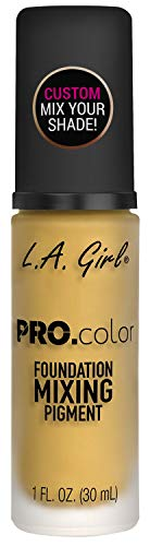 L.A. Girl Pro Matte HD Liquid Foundation Yellow 30ml