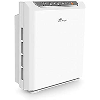 Dr. Morepen 49W Room Air Purifier APF-01 with HEPA Filter, Effective Area 400Sq.Ft.