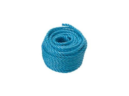 Kunststoffseil PP Polypropylen Polyseil blau 30mx6mm