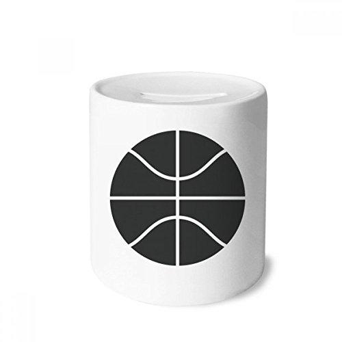 DIYthinker Deporte Baloncesto geometría Simple patrón