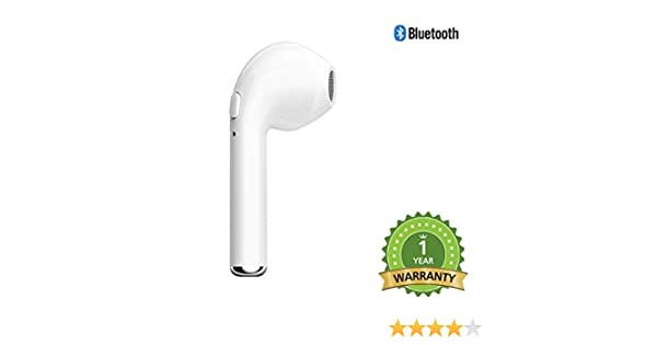 f9f4a378b61 ASMIU i7 in-Ear Wireless Bluetooth Music Earphone with: Amazon.in:  Electronics