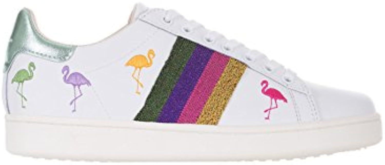 Moa Sneakers M740 Vitello Bianco  En línea Obtenga la mejor oferta barata de descuento más grande