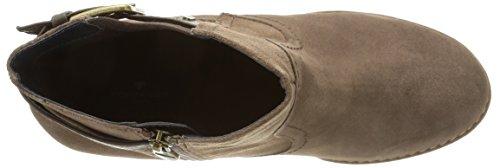 Tom Tailor 8591506, Bottes Classiques femme Marron (Sand)