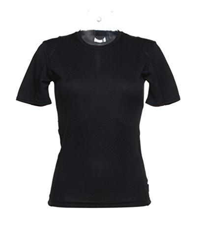 Gamegear Cooltex T-Shirt KK966 pour femme Noir - Noir/noir