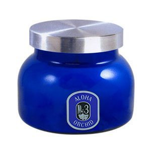 Aspen Bay Capri Blue Jar Candle 20 oz - Aloha Orchid